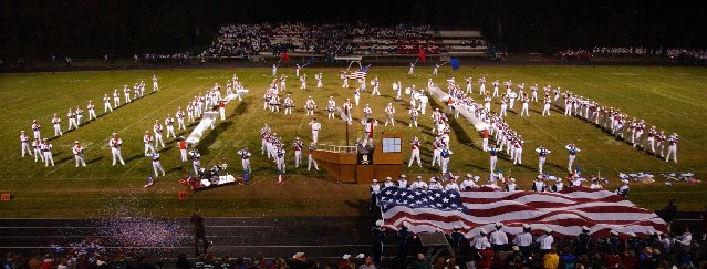 Dover Band Show 2002